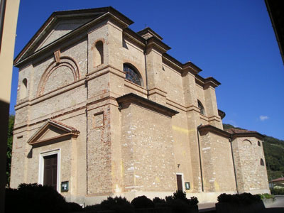 chiesa in ronco